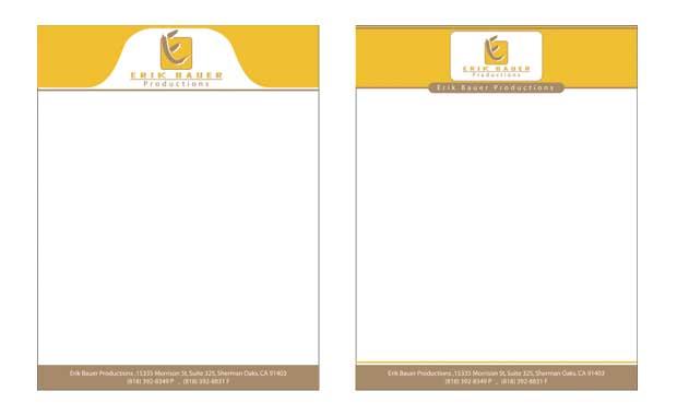 Total artwork letter head designing letter heads spiritdancerdesigns Choice Image